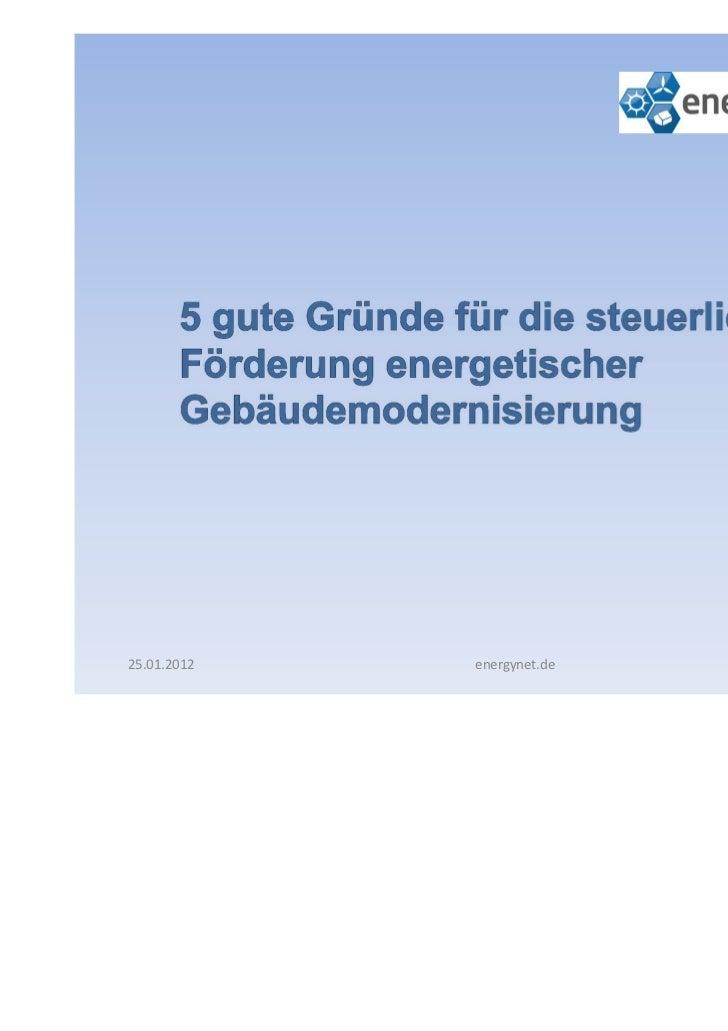 25.01.2012   energynet.de