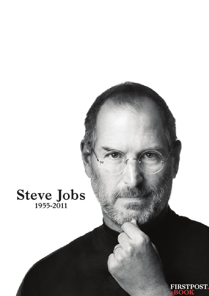 Steve Jobs E-books ion