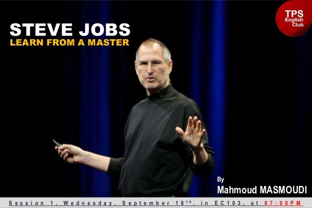 Steve jobs_learn from a master