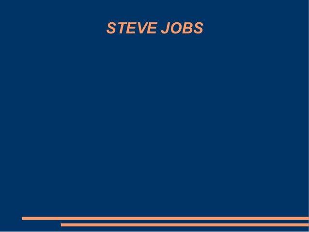 Steve jobs marc y alex 29 nov