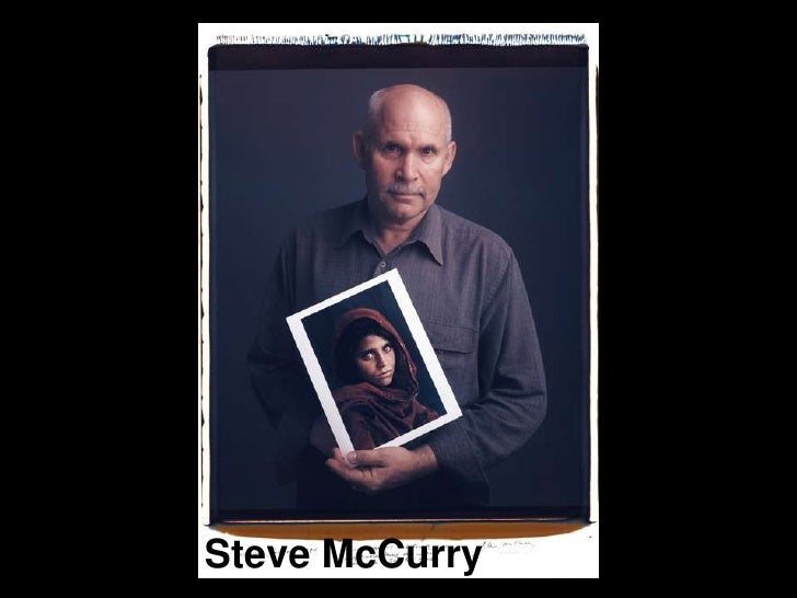 Steve McCurry<br />