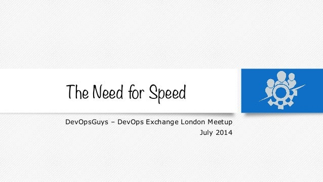 Steven Thair - The Need for Speed at #DOXLON