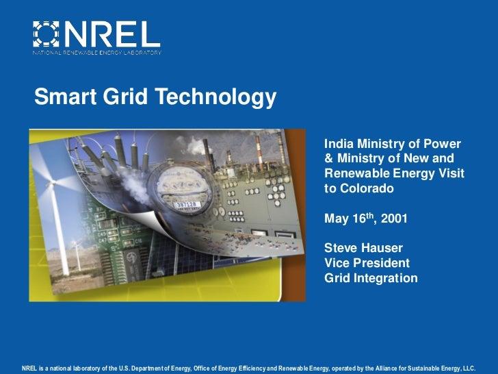 Smart Grid Technology                                                                                                     ...