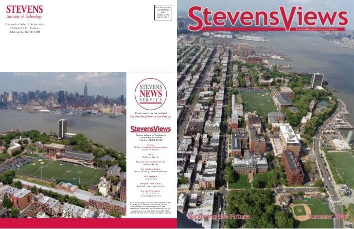 StevensViews, Summer 2006