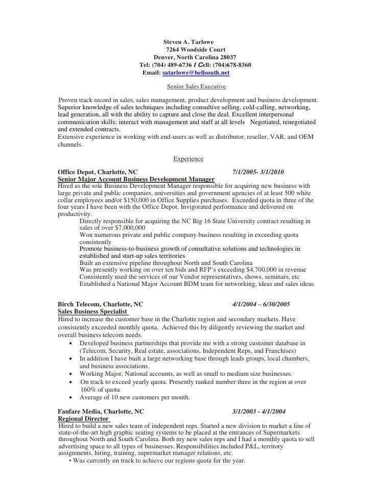 At Home Telecommunication Resume / Sales / Telecommunications - Lewesmr
