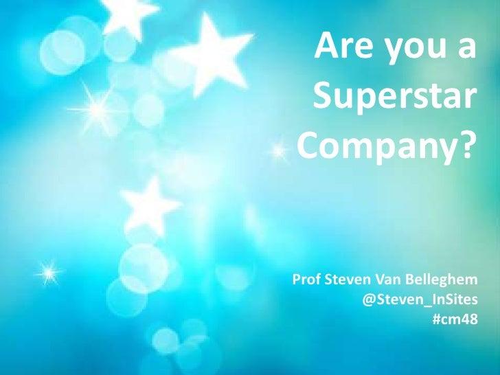 #online tuesday The Floor is Yours: Steven van belleghem