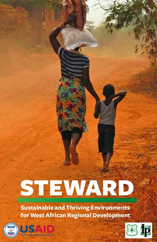STEWARDSustainable and Thriving Environmentsfor West African Regional Development