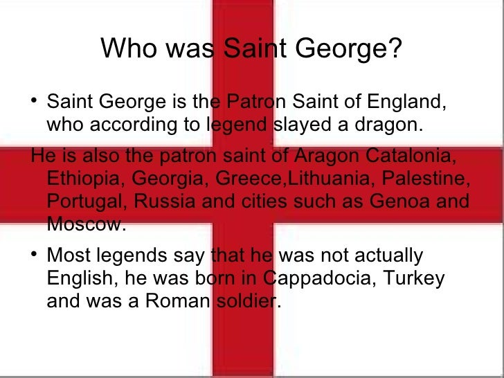 St Georges Day Kids