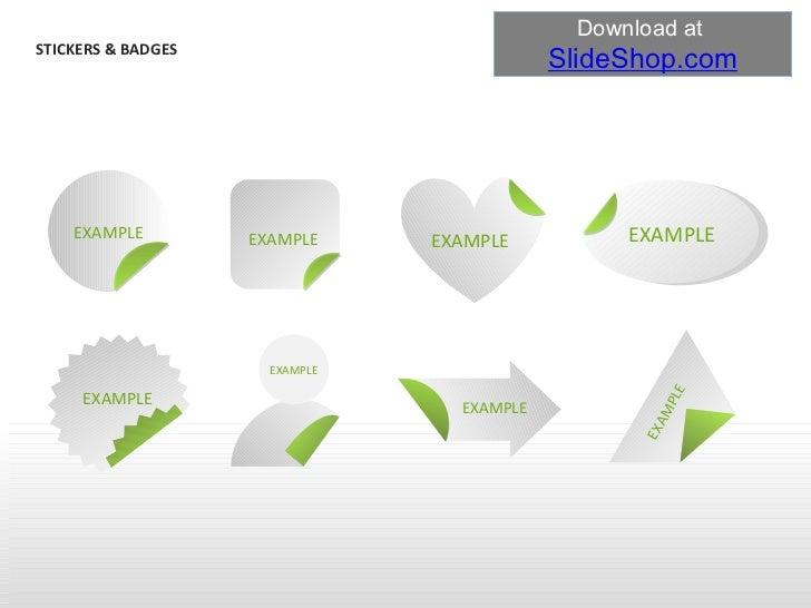 STICKERS & BADGES EXAMPLE EXAMPLE EXAMPLE EXAMPLE EXAMPLE EXAMPLE EXAMPLE EXAMPLE