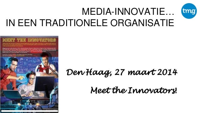 Innovatie bij Traditionele Media