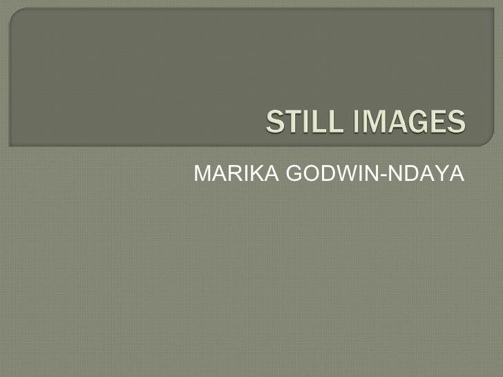 MARIKA GODWIN-NDAYA
