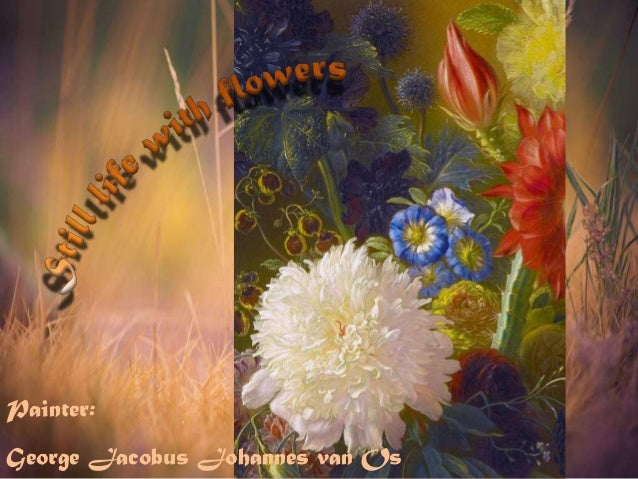 George Jacobus Johannes van Os Painter:
