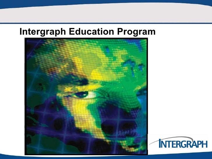 Intergraph Education Program