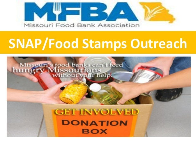 SNAP/Food Stamps Outreach