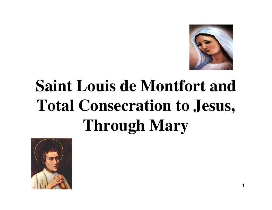 St.Louisde Montfort