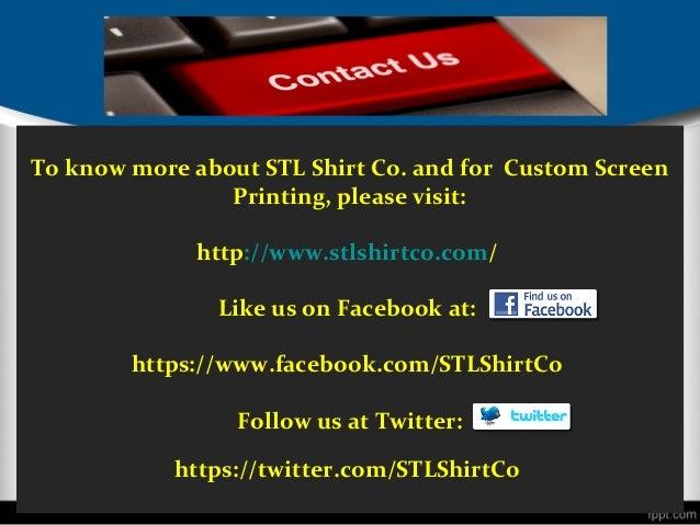 Custom presentation