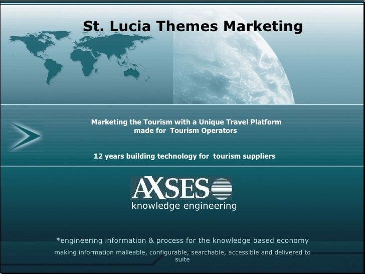 Stlucia Themes Marketing