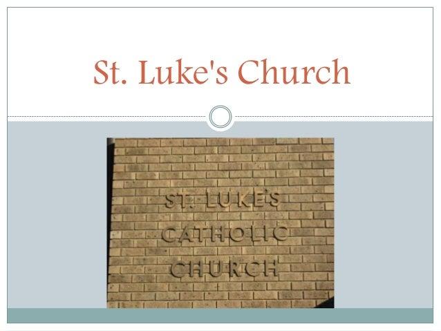 St. Lukes Church