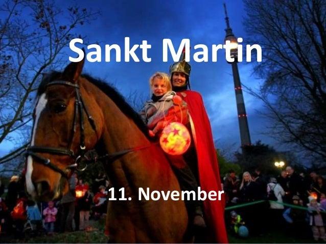 Sankt Martin 11. November