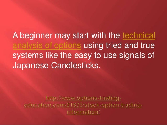 Option trading for beginners india
