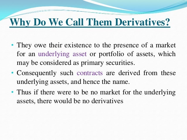 development of derivatives market in india Discussion paper on growth and development of equity derivatives market in india objective 1 to solicit the comments/views from stakeholders including on.