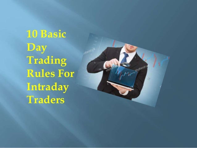 Options day trading requirements