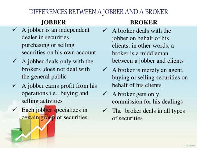 Career options in stock market