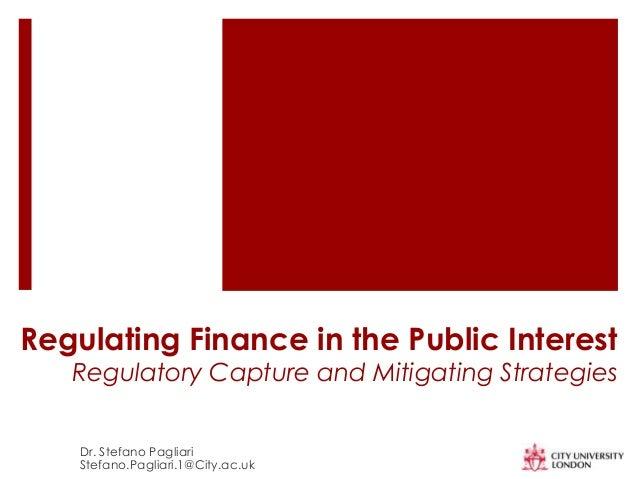 "Stefano Pagliano: ""A Global Financial Governance?"""