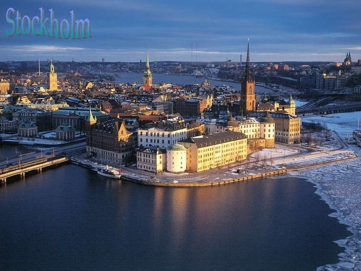 A trip to Stockholm