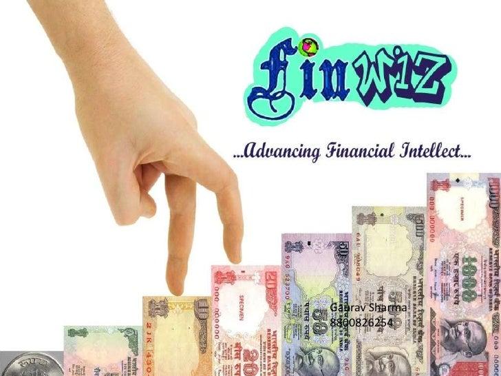 FinWiz         Gaurav Sharma         8800826254