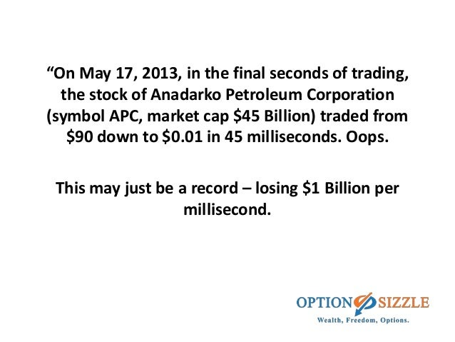 Stock options securities law