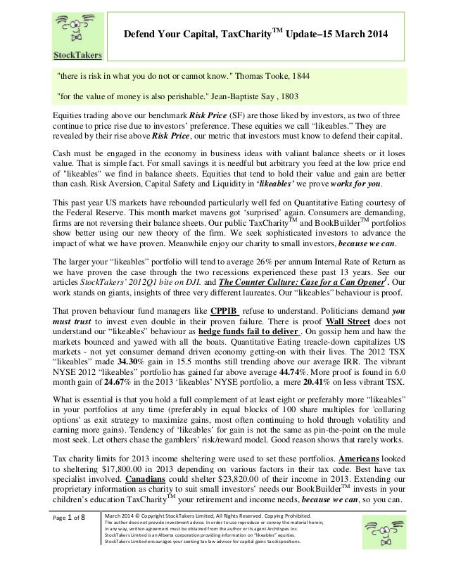 StockTakers Capital TaxCharityTM 15mar2014.