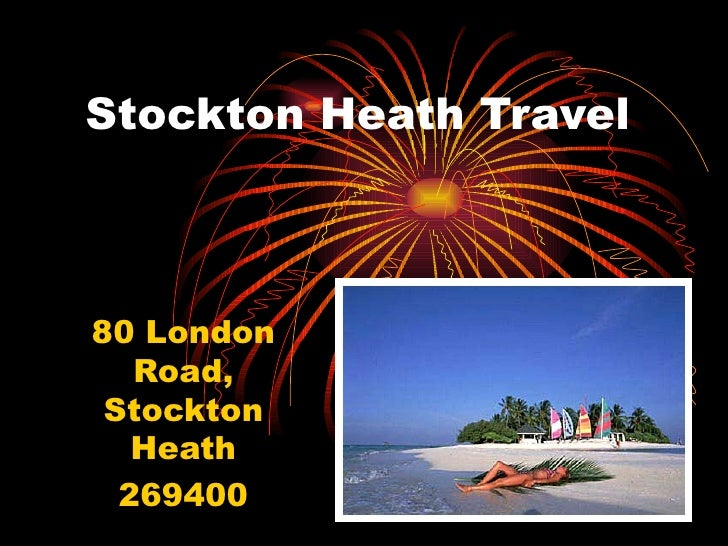 Stockton Heath Travel  80 London Road, Stockton Heath 269400