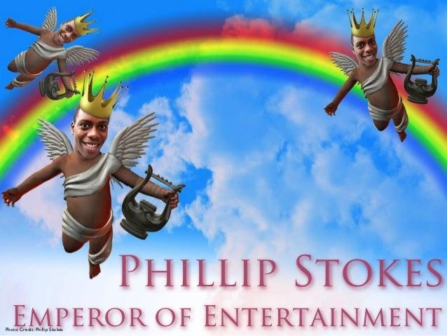 Phillip Stokes Visual Resume