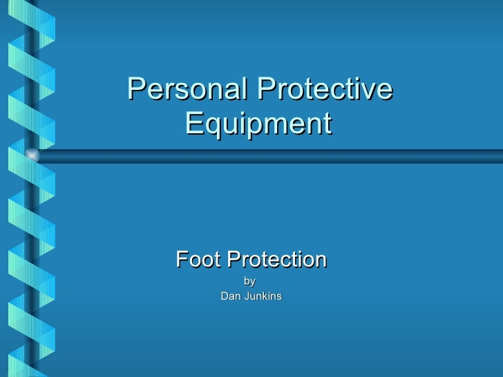 Foot Protection Training