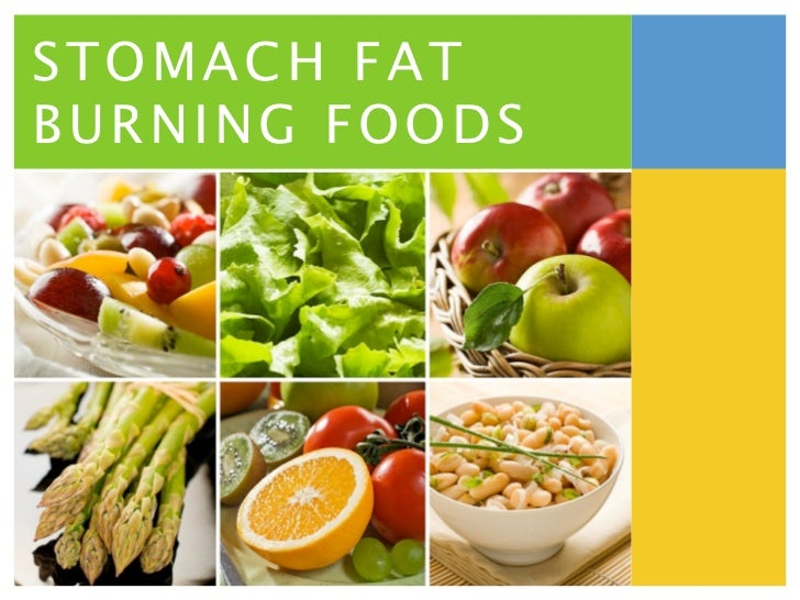 Stomach Fat Burning Foods