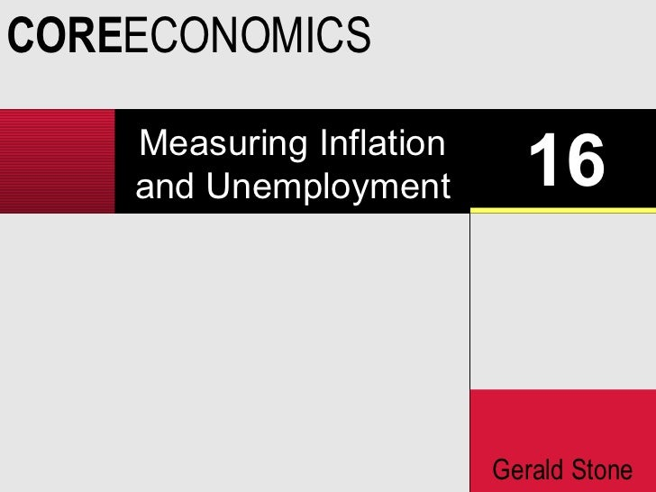 Measuring Inflation and Unemployment