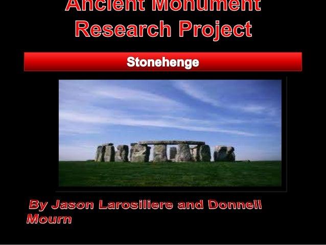 Stonehenge jason donnell