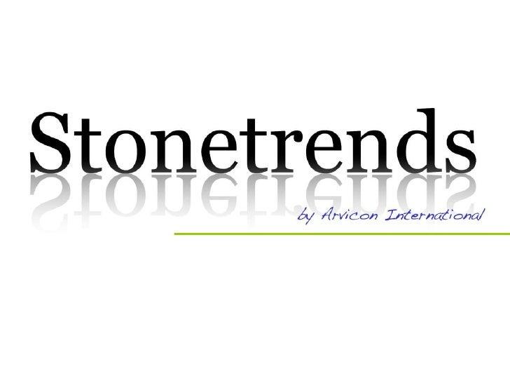 Stonetrends