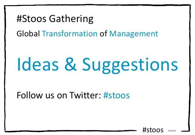 Stoos Gathering