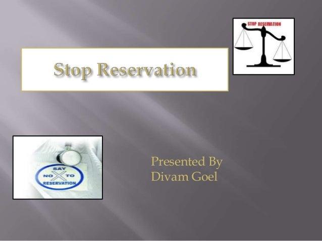 Presented ByDivam Goel