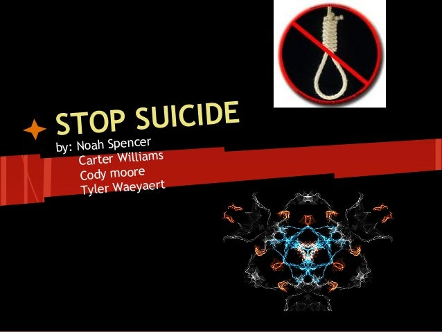 Stop Suicide Action Plan