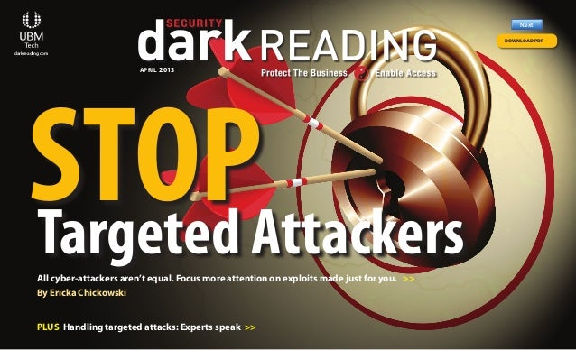 Stop Targeted Attackers