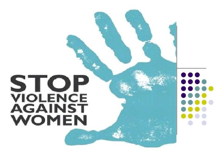 0749506 - Stop Violence Against Women