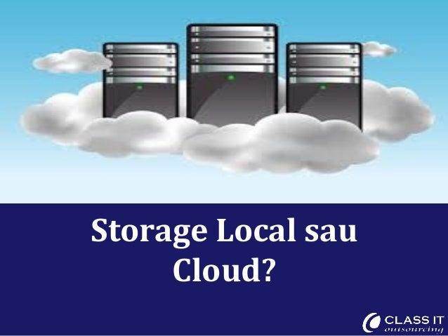Storage&data management solutions