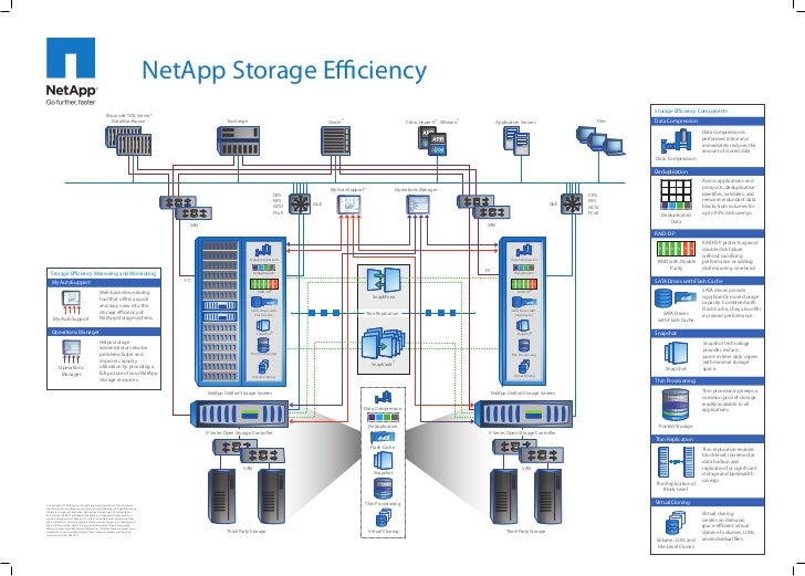 NetApp Storage Efficiency                                                                                                   ...