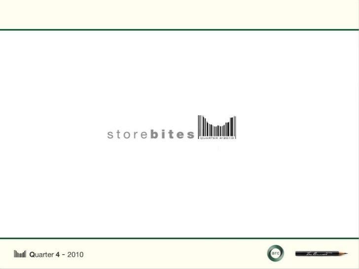 Storebites Q4 2010