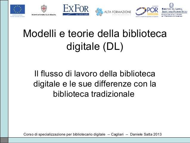 Storia e scenari futuri della digital library