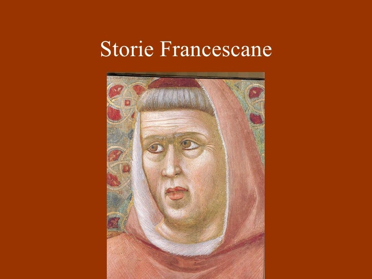 Storie Francescane