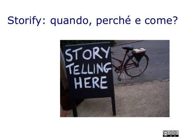Storify: quando, perché e come?